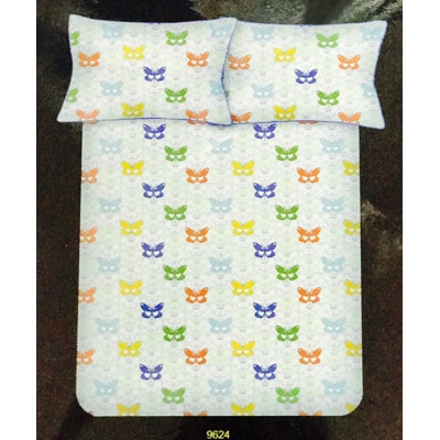 Bombay Dyeing Cosmo Living Bedsheet