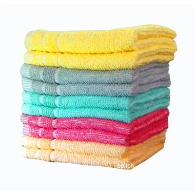 Bpitch Soft Face Towel Set of 12