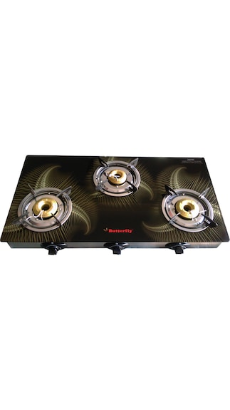 Reflection-3-Burner-Special-Edition-(Pine)-Gas-Cooktop