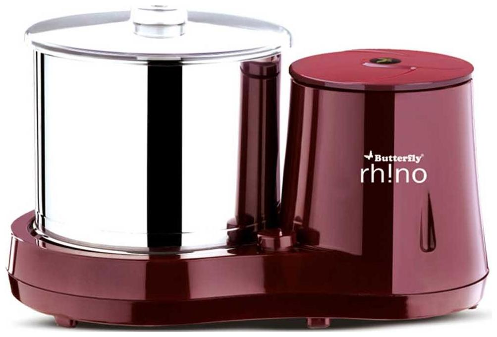 BUTTERFLY TABLE TOP WET GRINDER 2 LTRS RHINO