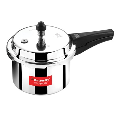 Butterfly Standard Aluminium Pressure Cooker Paytm Mall Rs. 712