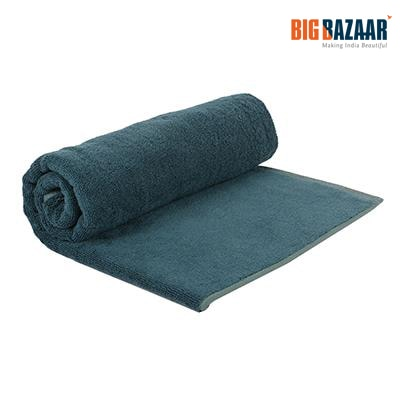 Cannon Premium Two Tone Bath Towel (Teal)