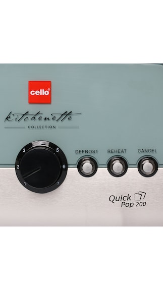 Cello Quick Pop 200 850W Pop Up Toaster