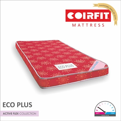COIRFIT Eco Plus Mattress (Assorted) - Pack Of 1