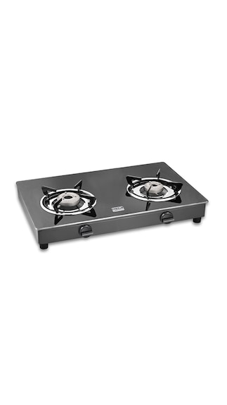 Crystal 2 Burner Gas Cooktop