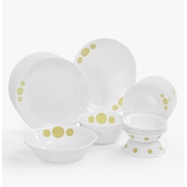 Corelle 21 Pcs Dinner Set