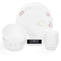 Corelle Livingware Circle 14 Pcs Dinner Set