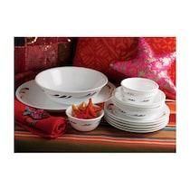 Corelle Livingware Celebration 14 Pcs Dinner Set