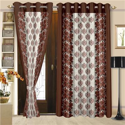 Cortina New Set Of 2 Door Curtain