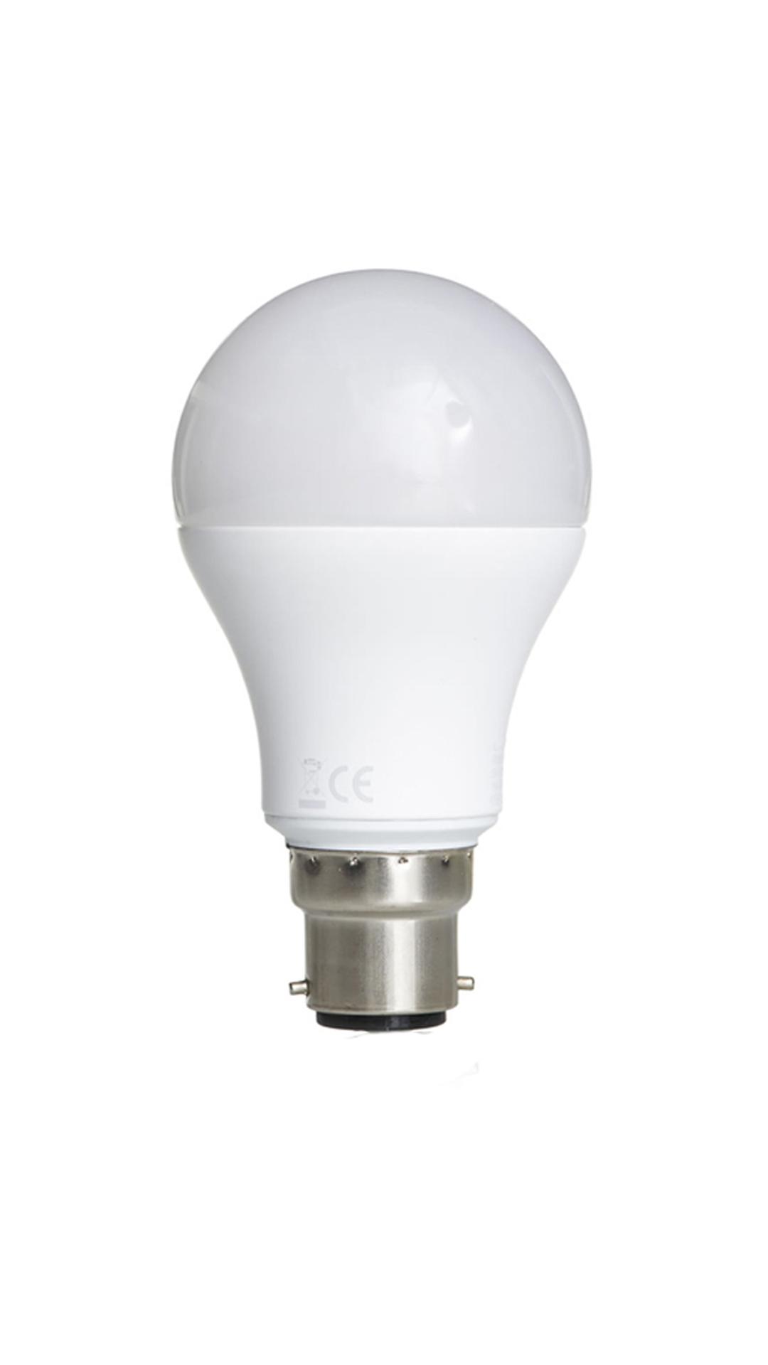 12W LED Bulb (White, Pack of 5)