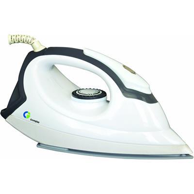 Crompton Greaves CG-HD 1100 W Dry Iron (White & Black)
