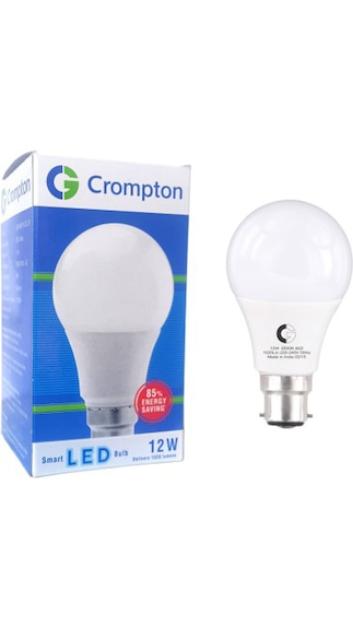 12 Watt White LED Bulb