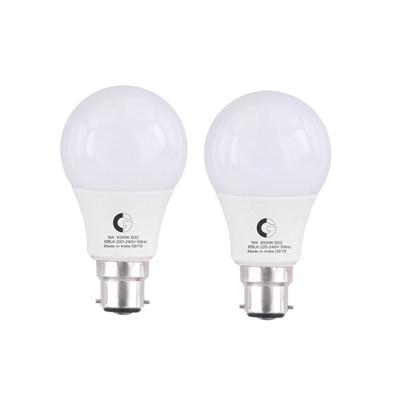 Crompton 9 Watt Led Bulbs (Pack Of 2)