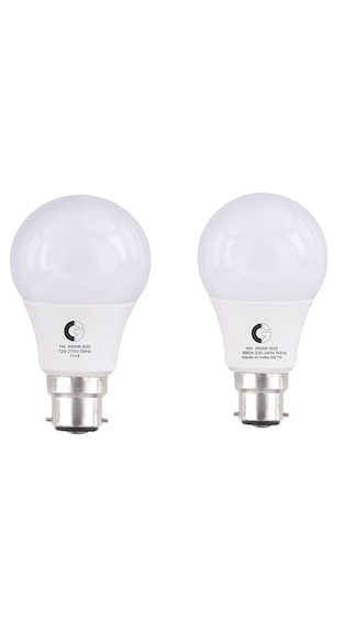 Greaves-7W-&-9W-Cool-Day-LED-Bulbs-(Pack-Of-2)-
