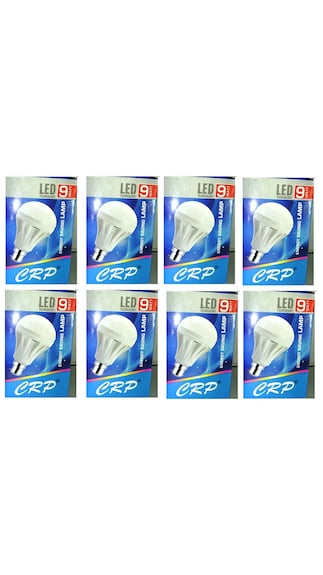 9W-B22-LED-Bulb-(Cool-Daylight,-Pack-of-8)-