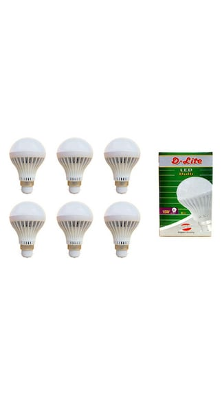 10W-White-LED-Bulbs-(Pack-Of-6)-