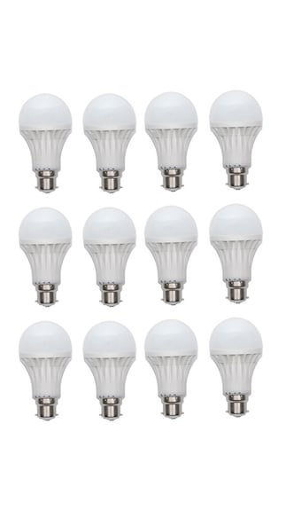 10-W-LED-Bulb-(White,-Pack-Of-12)