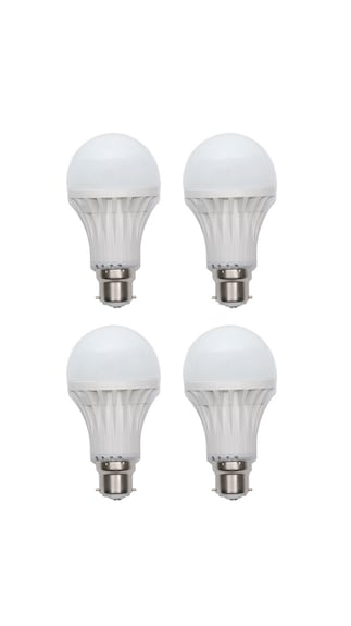 D-Lite-3W-White-LED-Bulbs-(Pack-Of-4)