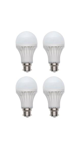 3W White LED Bulbs (Pack Of 4)