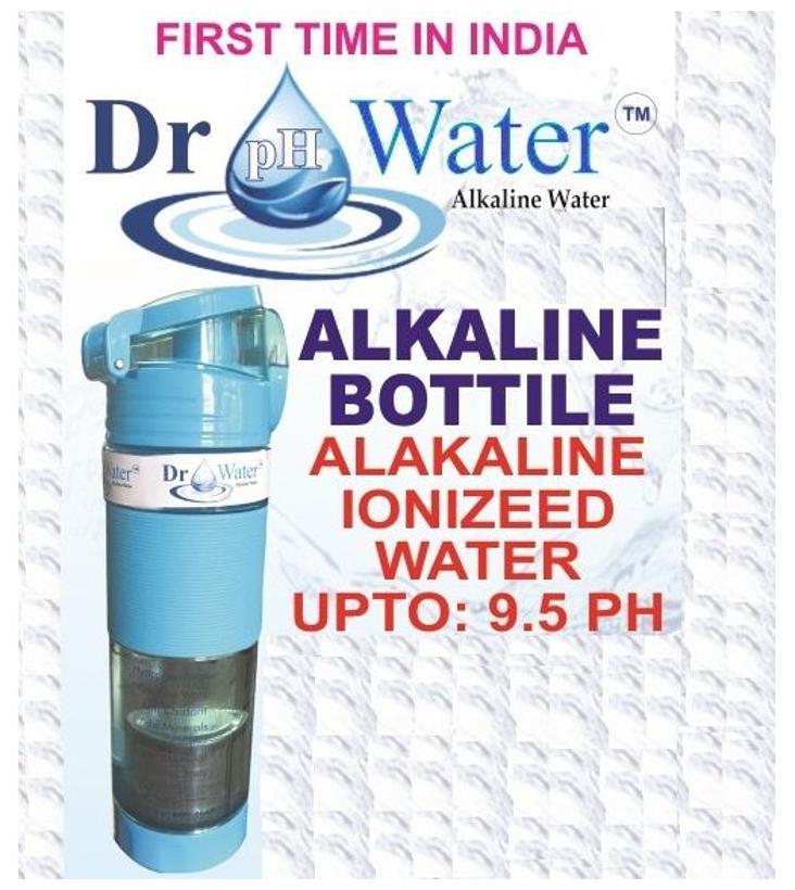 Dr PH Water Alkaline Mineral Water Ionizer Bottle