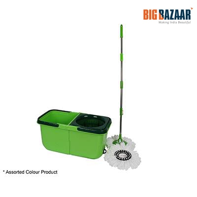 Dreamline Twin Tub Magic Mop Bucket (Assorted)