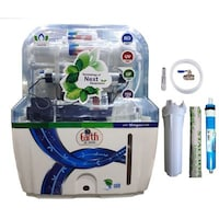 Earth Ro System Swift aqua Model 15Ltr RO + UV + UF + TDS Water Purifier