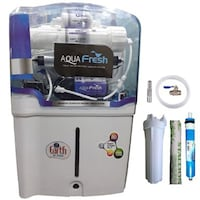 Earth Ro System Aqua Fresh 12Ltr RO + UV + UF + TDS Water Purifier