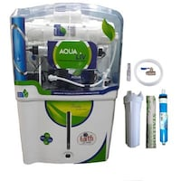 Earth Ro System Aqua Live New Model 12Ltr RO + UV + UF + TDS Water Purifier