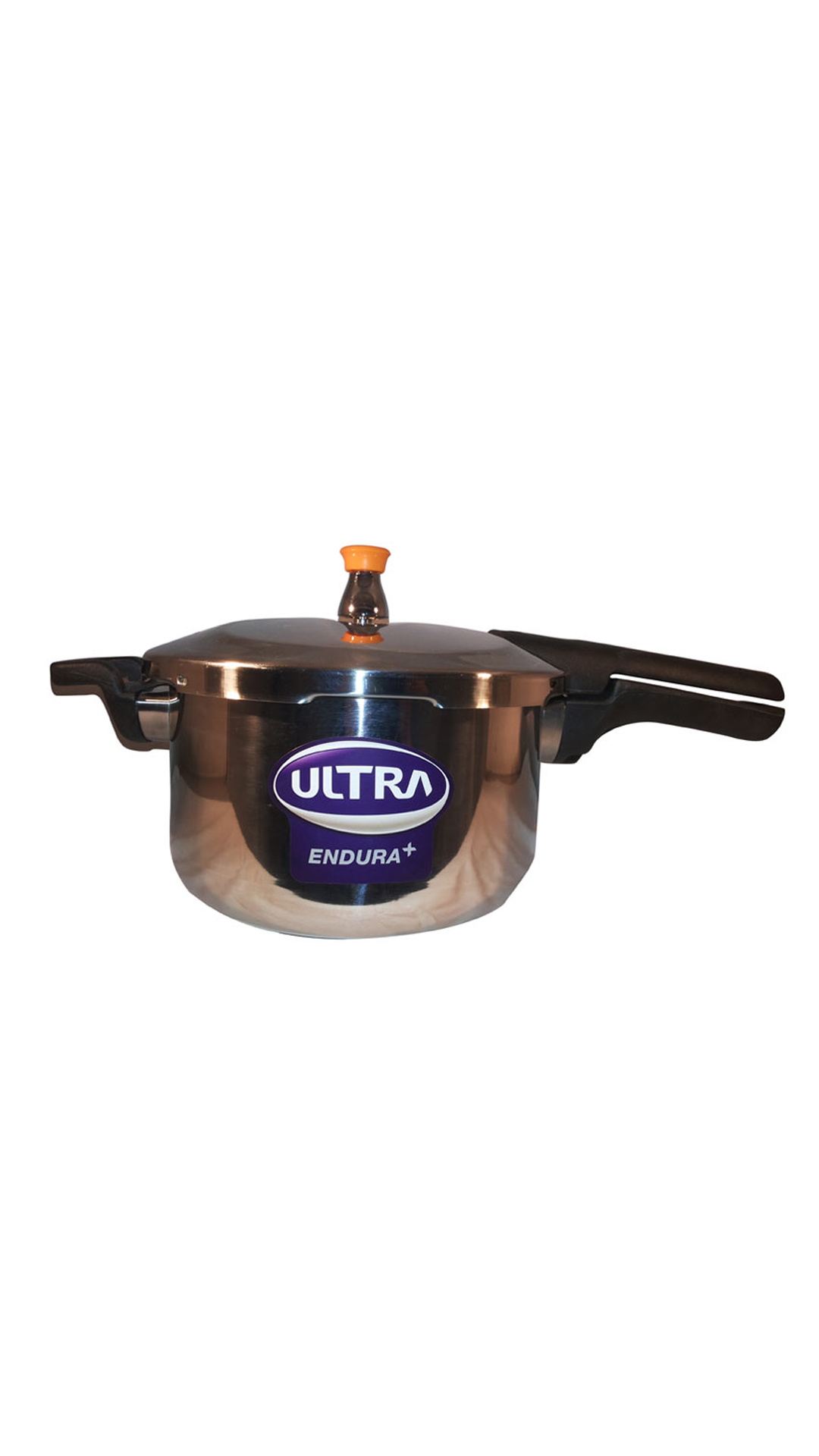 Elgi Ultra 6.5 L Pressure Cooker (Induction Bottom, Stainless Steel)
