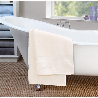 ESPRIT Plain Design 100% COTTON TERRY 480 GSM Face Towel-Cream