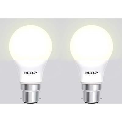 Eveready 7 Watt Pearl White LED Bulb Pack Of 2