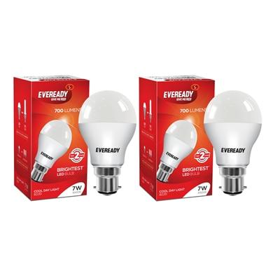 Eveready 7W LED Bulbs (Pack of 2)
