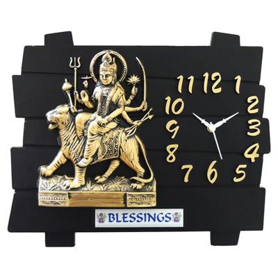 Feelings Cafe Club Durga Wall Clock