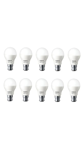 9W LED Bulb (Cool Daylight, Pack Of 10)