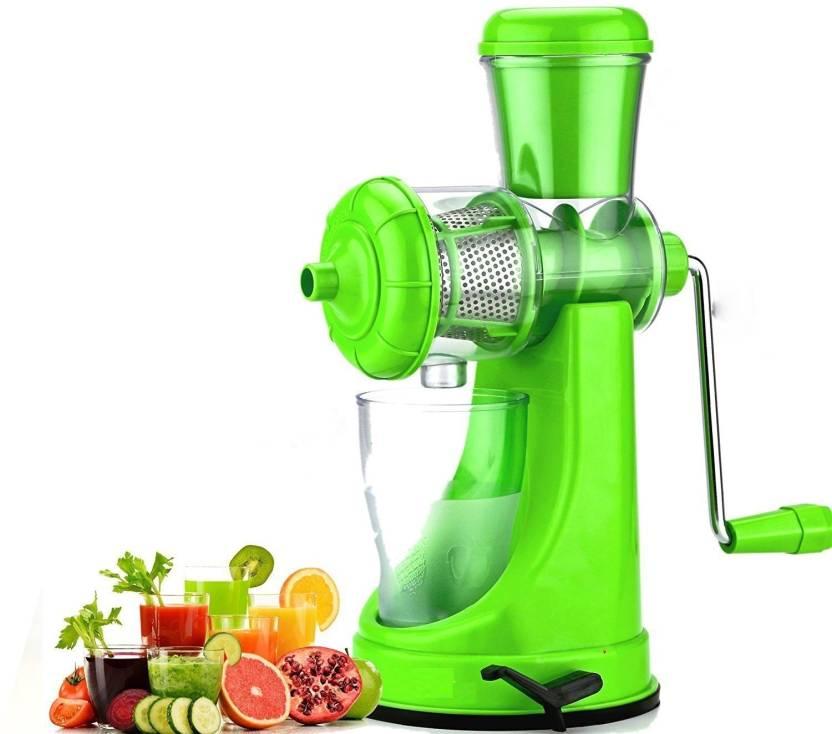 Fruit & Vegetable Juicer (Green Pack Of 1)