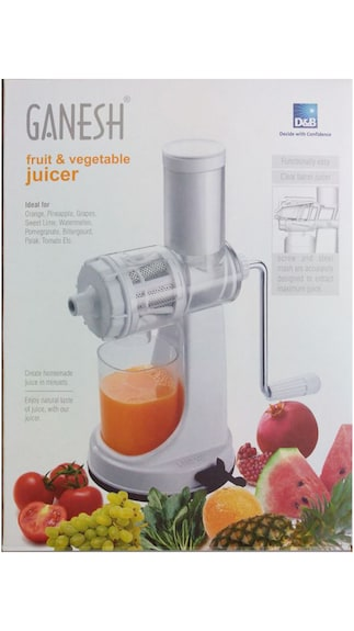 Ganesh-Fruits-&-Vegetable-Juicer