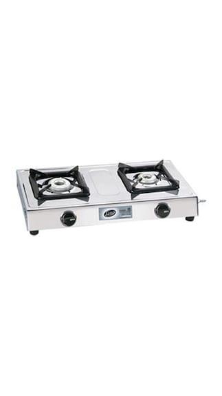 GL-1020 SS 2 Burner Gas Cooktop