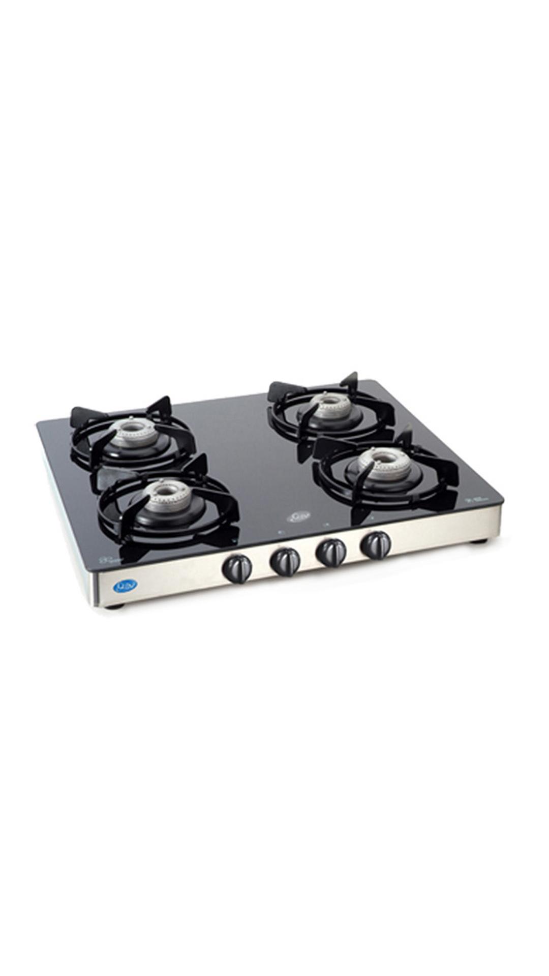GL-1041-GT-AI 4 Burner Gas Cooktop