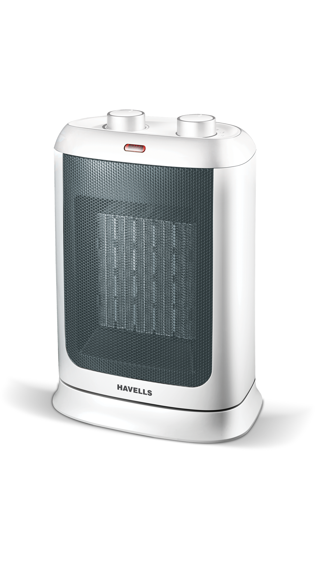 havells calido-white fan room heater (white)