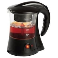 Havells Crystal 6 Cups 600 Watt Tea/Coffee Maker (Black)