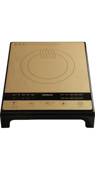 Havells Instacook AutoCook 2200W Induction Cooktop