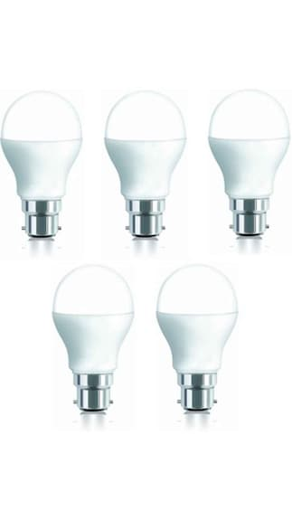 5W-White-LED-Bulbs-(Pack-Of-5)