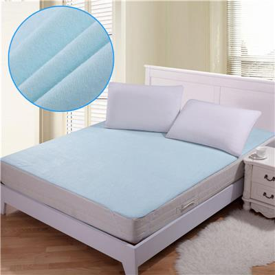 JBG Home Store Waterproof Double Bed Mattress Protector Sheet with...