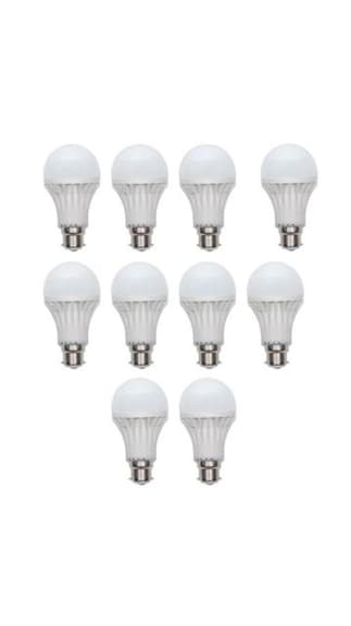 JK-9W-White-LED-Bulbs-(Pack-Of-10)