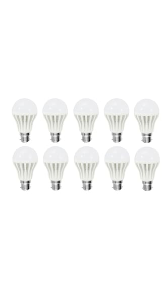 Gold-Superb-12W-LED-Bulb(White,-Pack-Of-10)