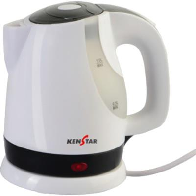 Kenstar KKB10C3P-DBH 1 L Electric Kettle (White)
