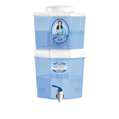 Kent Gold Optima 10 L Storage Water Purifier (Blue) Paytm Mall Rs. 1675.00