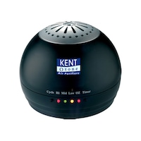 Kent Ozone Table Top Air Purifier (Black & Silver)