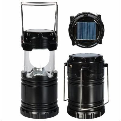 LED Solar Emergency Light Lantern Travel Camping Lantern