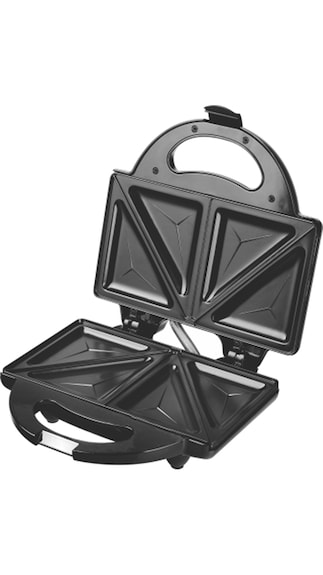 Lifelong Grill-It 116 Triangle Plate 4 Slice Sandwich Maker